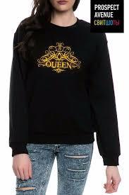 Женский свитшот <b>Freddy</b> Mercury «Queen» по низкой цене ...