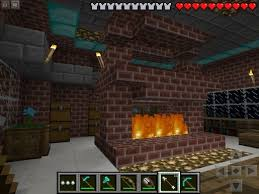 incredible fireplace designs mcpe show your creation minecraft pocket minecraft fire pit