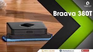 Trải nghiệm công nghệ lau nhà mới đến từ Mỹ - iRobot Braava 380T - YouTube