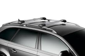 430 tracker ii foot package the thule aeroblade edge is the first plete rack system