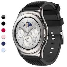 Gear S2 Band Size Chart Gear S2 Classic Bands Gear Sport Band Silicone Strap Quick Release For Samsung Gear S2 Classic Sm R732 Sm R735 For Samsung Gear Sport Sm R600