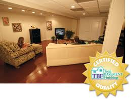 basement remodeling contractors. a remodeled basement with the total finishing™ badge remodeling contractors c