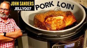 pork loin roast ninja foodi using the