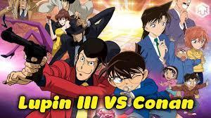 Lupin III Đối Đầu Thám Tử Conan   Movie Đặc Biệt