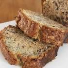 banana farina bread