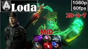 loda alliance necrophos mid pro gameplay dota 2 pro mmr