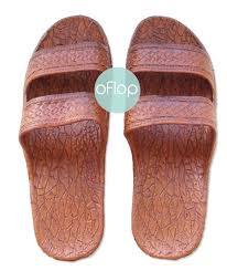 Light Brown Jandals Light Brown Jandals Pali Hawaii Hawaiian Jesus Sandals