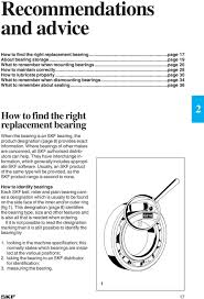 Bearing Clearance Chart Skf Pdf Popular Bearing Range Pdf Free Download