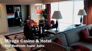 One Bedroom Tower Suite Mirage Mirage Casino One Bedroom Tower Suite Tour Youtube