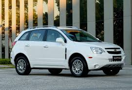 Chevrolet Captiva 3.0 2014 | Auto images and Specification