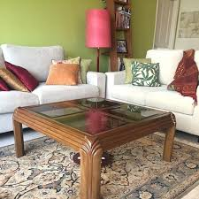glass top coffee tables free give away table furniture chairs on round with metal base canada