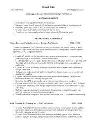 Sample Autocad Drafter Resume Drafting A Resume Blaisewashere Com