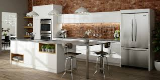 Latitude Cabinets At Lowes Modern Frameless Kitchen And Bath Cabinets