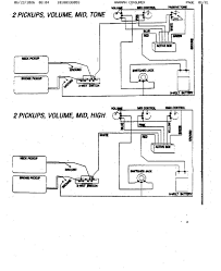 electrical wiring diagrams two humbuckers one vol 1 tone jackson guitar wiring diagrams 2 pickups wiring diagram for humbucker pickups 3 wire humbucker wiring diagram humbucker wire color translation seymour duncan