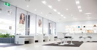 new office interior design. NU SKIN Showroom Commercial Interior Designers Recessed Ceiling New Office Design C