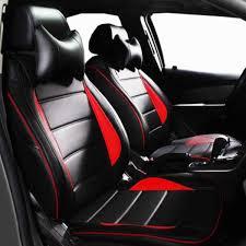 harga leather car seat cover 5 seat car pu faux immtation custom set ful cover bucket car interior accessory protect auto car covers in malaysia