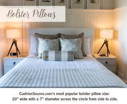 lumbar pillow sizes. Simple Lumbar Best Uses For Bolster Pillows In Lumbar Pillow Sizes