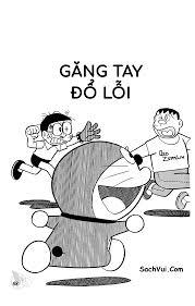Tập 17 - Chương 7: Găng tay đổ lỗi - Doremon - Nobita