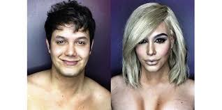 one man s incredible make up transformations