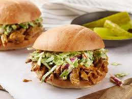 oven roasted pulled pork sandwiches