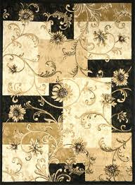 black and tan area rug optimum black and tan area rug rugs interior design transitional fl black and tan area rug