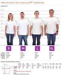 Custom Ink Size Chart Custom Ink Shirt Size Chart Coolmine Community School