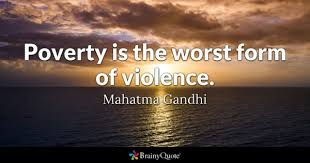 Poverty Quotes BrainyQuote Best Poverty Quotes