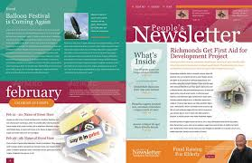 Pages Newsletter Templates - Tier.brianhenry.co