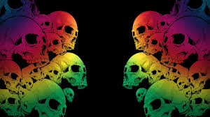 cool skull wallpapers for girls. Brilliant Wallpapers 1920x1080 Multicolored Lion And Skull Illustration Wallpaper   Studio 10 Tens Of Thousands HD And UltraHD Wallpapers For Android  Inside Cool Wallpapers For Girls