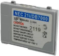 Battery Compatible for NEC DB7000 ...