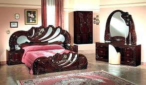 King Bed Frame Set Luxury Bedroom Sets Clearance Size Home ...