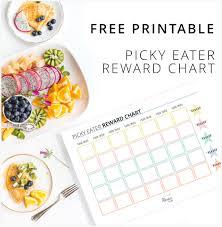 Try New Food Chart 26 Most Popular Diet Reward Chart