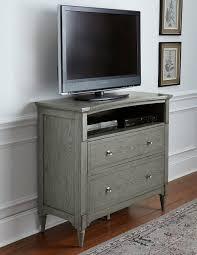 homelegance albright 1717 bedroom set in barnwood grey tv chest