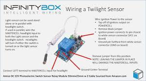 photoelectric cell wiring diagram onlineromania info photoelectric cell wiring diagram automatic headlights \u2022 infinitybox