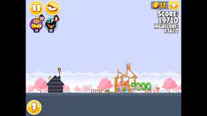 Angry Birds Seasons - Hogs And Kisses (1-12) - YouTube