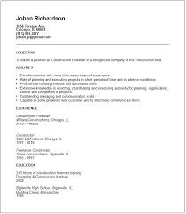 internal position resume examples - Internal Resume Template