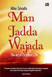 Jual poster motivasi islami man jadda wa jada hiasan dinding. Man Jadda Wajada Book By Akbar Zainudin Gramedia Digital