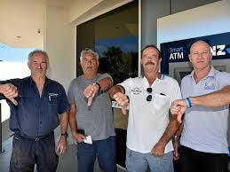 Customers angry as ANZ closes another Coast branch | Daily Mercury