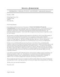 Communication Cover Letter Communication Cover Letter Rome Fontanacountryinn Com