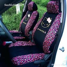 universal car seat carrier universal car seat covers red heart cartoon universal hello kitty car seat covers car interior accessories for 5 seat cars red