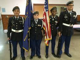 jrotc activities fort pierce westwood jrotc cadet major jennifer arriola was the 1st place winner for her voice of democracy essay audio