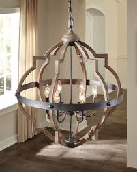 The transitional Socorro lighting collection by Sea Gull Lighting features  a classic, barbed Quatrefoil profile