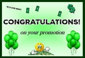 Congrats On Your Promotion Congratulations On Your Promotion Free Promotion Ecards