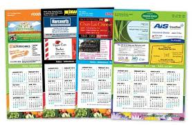 Sell Advertising Space On Calendars Small Business Ideas