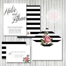 Simple And Elegant Wedding Invitations Vertabox Com