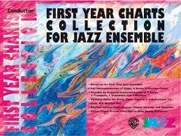 Belwin First Year Charts For Jazz Ensemble 1st Trobone