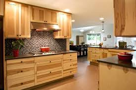 hickory cabinets with quartz countertops new forest drive transitional kitchen hickory cabinets with white quartz countertops hickory cabinets with quartz