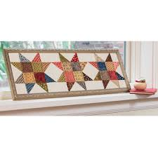 15 unexpected uses for a single quilt block - Stitch This! The ... & Framed quilt blocks from A Cut Above Adamdwight.com