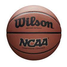 com wilson ncaa composite basketball official 29 5 sports outdoors