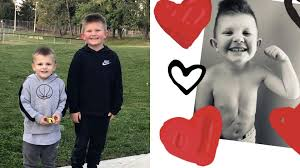 """Meet Wesley Franklin– This year's """"Heart Child"""" for the virtual Tri-County  Heart Ball 